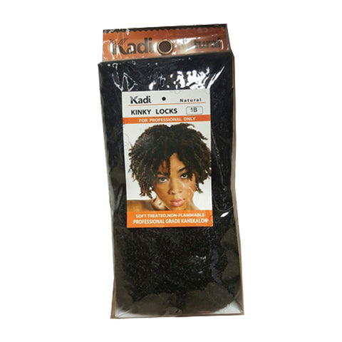 Kinky Locs by Kadi natural Hair