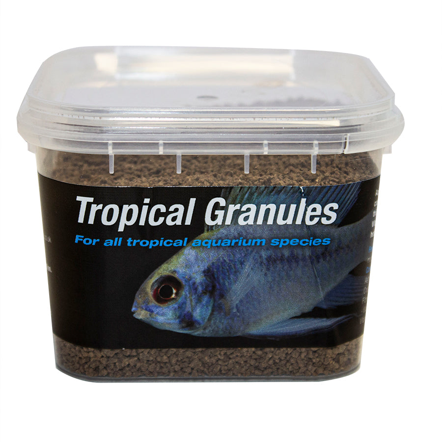 Aqua Spectra Tropical Fish Granules, 150g Default Title
