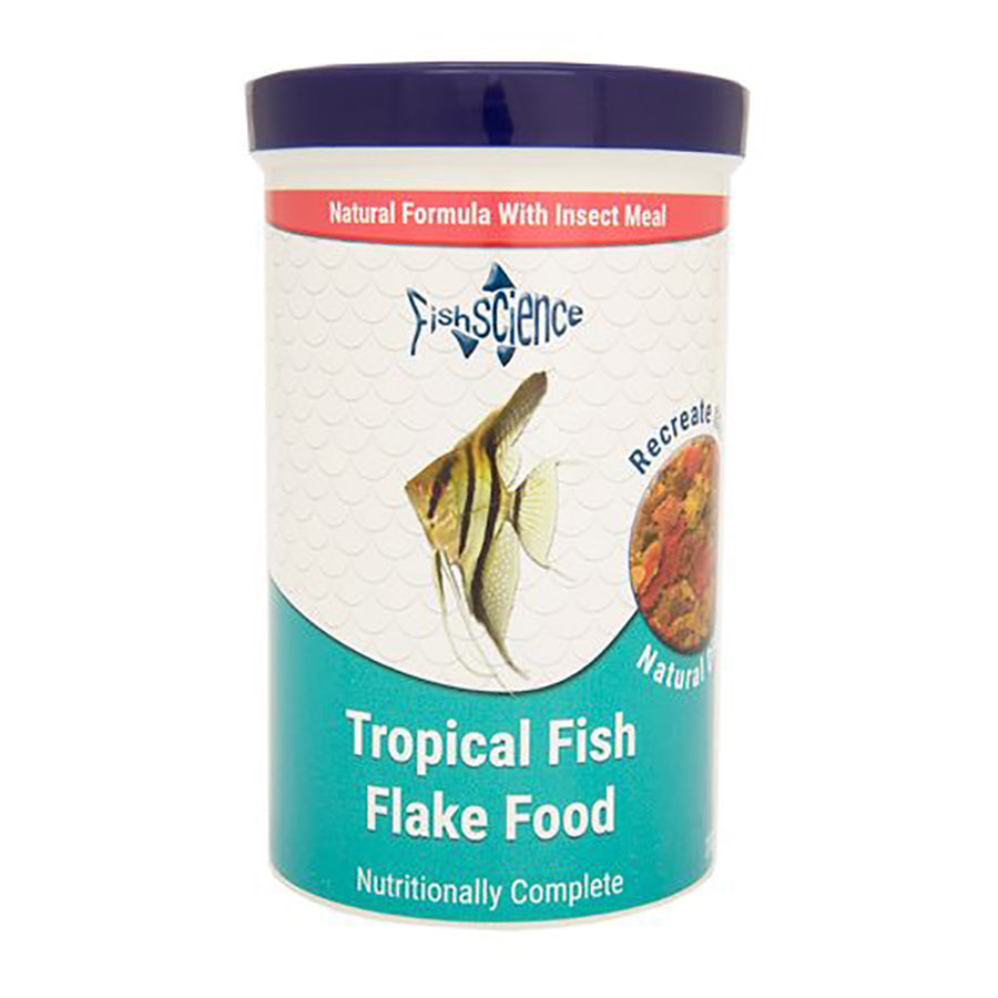 Fish Science Tropical flakes 200g Default Title