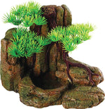 RS Bonsai with Rock Feeder 18.5x13x13.5cm Default Title