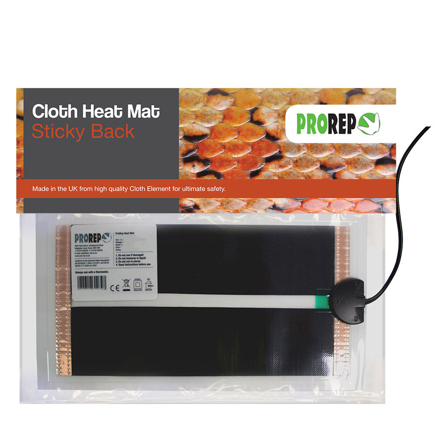 "ProRep Cloth Element Adhesive Heat Mat (6x11"") 6W Default Title"