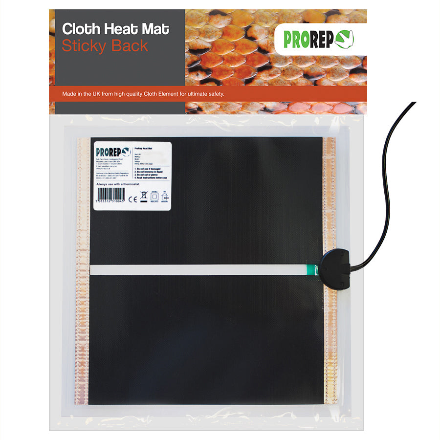 "ProRep Cloth Element Adhesive Heat Mat (11x11"") 12W Default Title"