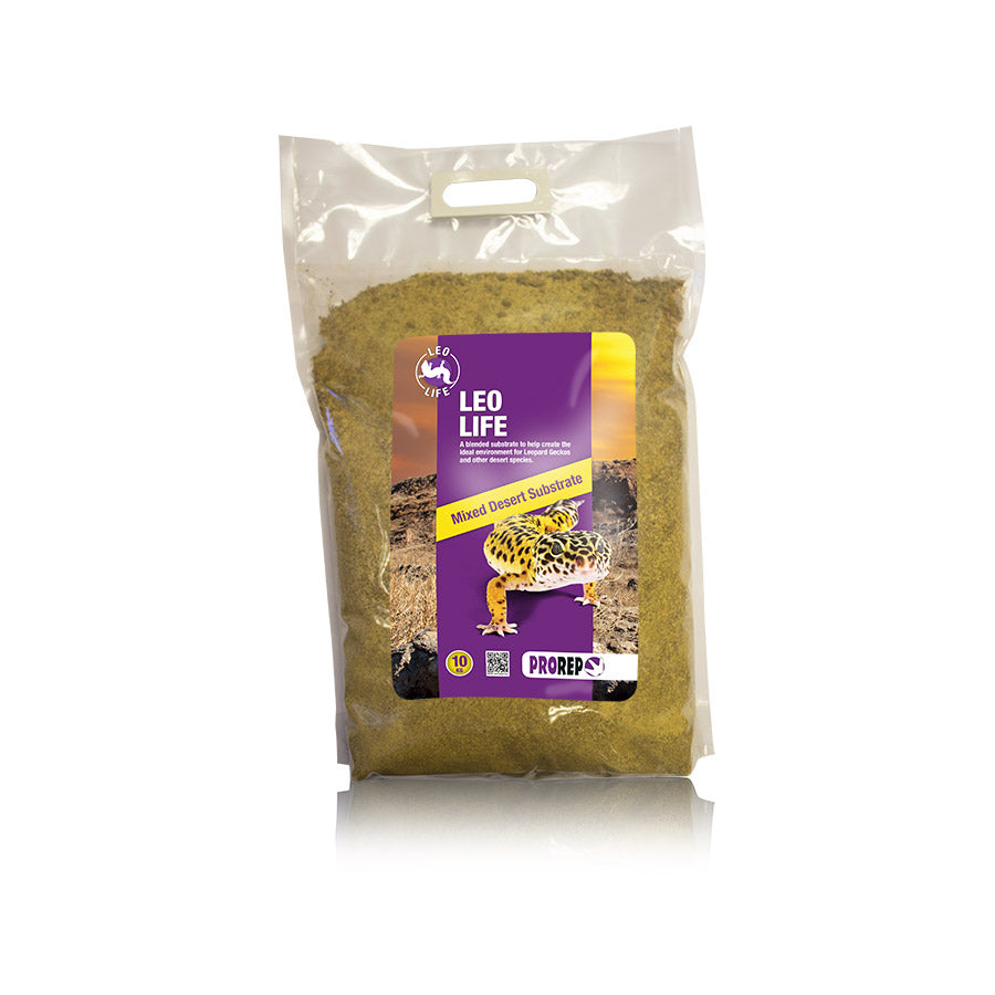 ProRep Leo Life Substrate, 10Kg Default Title
