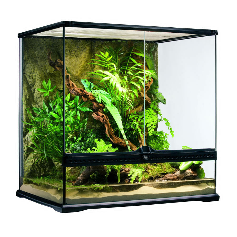 Exo-Terra Terrarium Medium/Tall 60cm x 45cm x 60cm Default Title