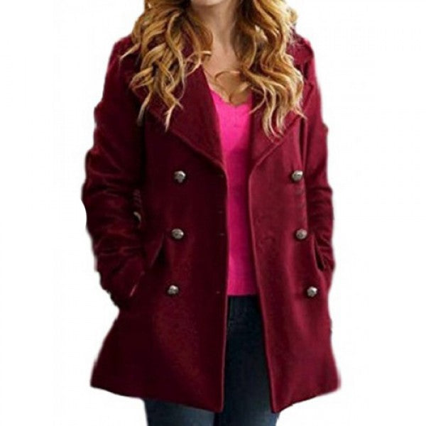 ANNA KENDRICK PITCH PERFECT 3 COTTON COAT