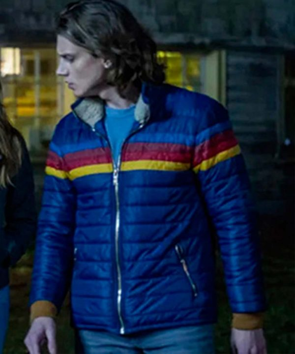 Ace Nancy Drew Puffer Jacket