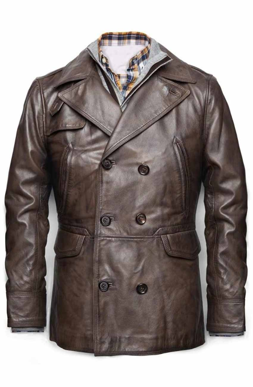 Ben Affleck Joe Coughlin Trench Coat