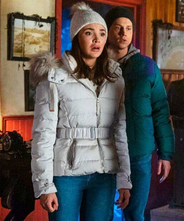 Bess Marvin Parka Nancy Drew Jacket