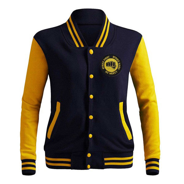 COBRA KAI MOLETOM KARATE KID COLLEGE JACKET