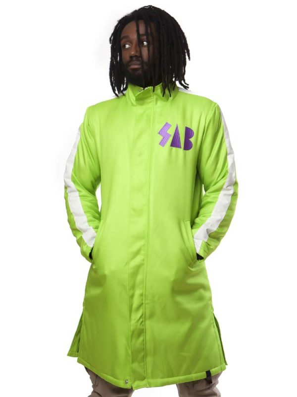 DRAGON BALL SUPER SAB COAT