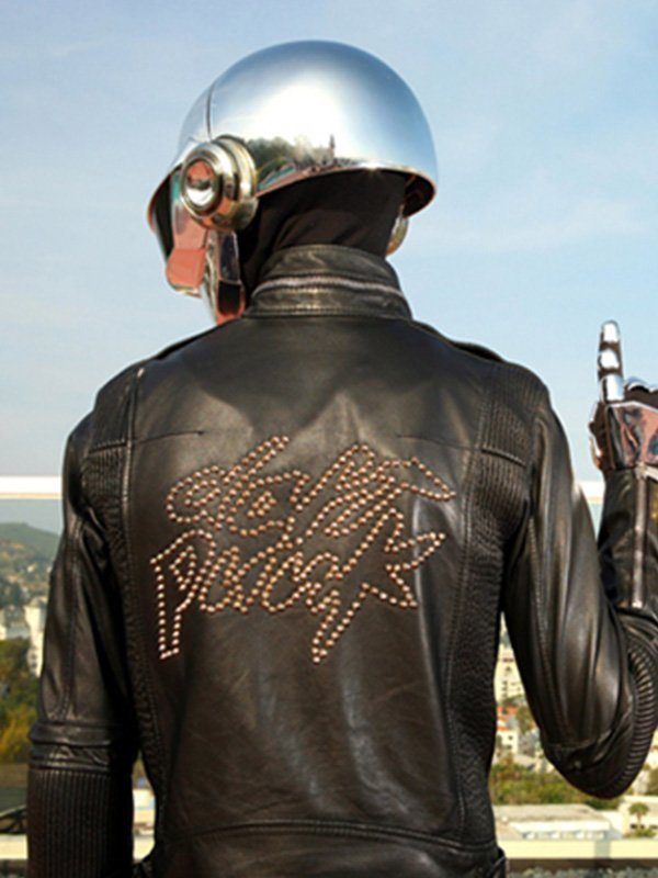 Daft Punk French Musicians Stylish Jacket