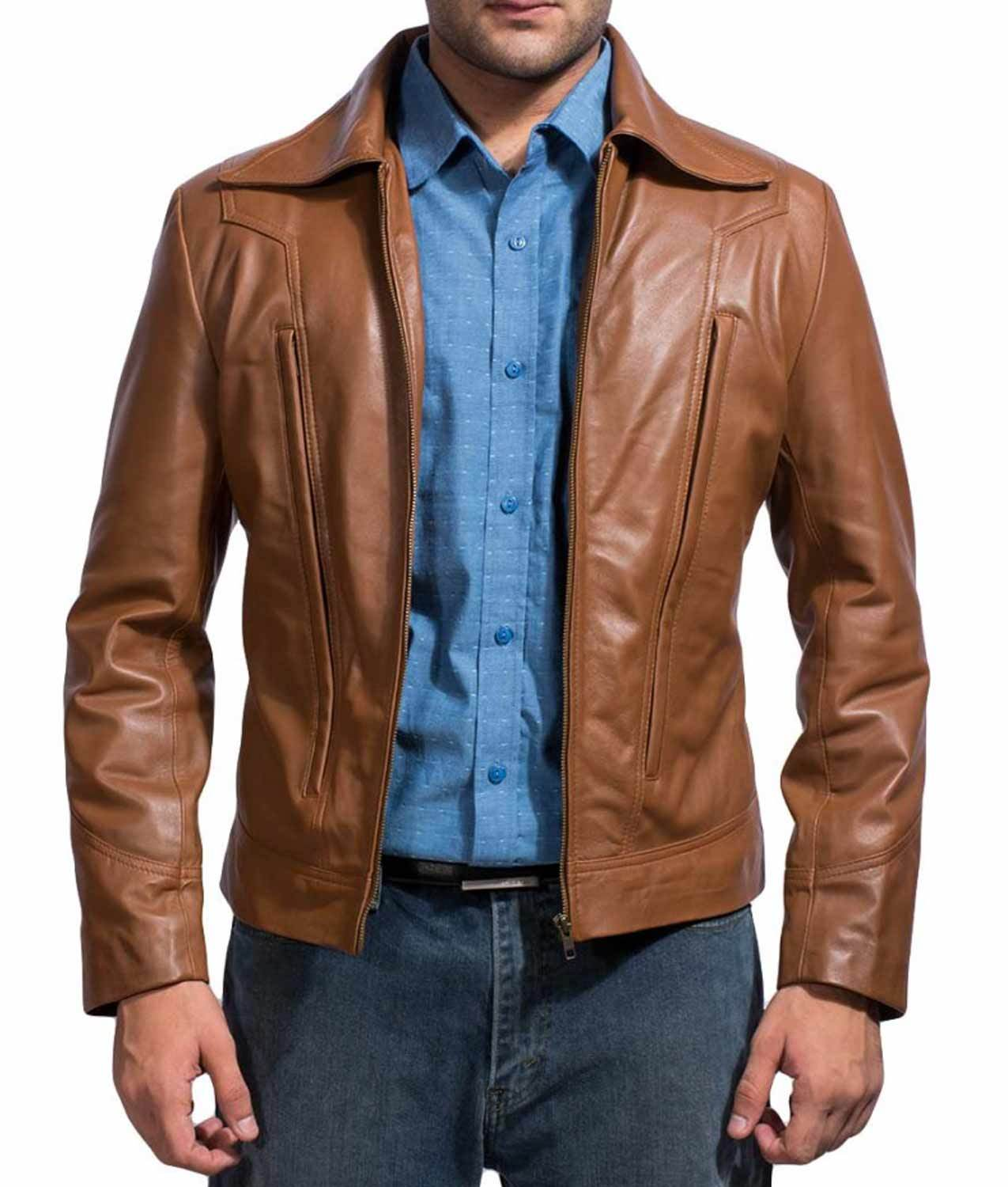 Days of Future Past X Men Leather Jacket