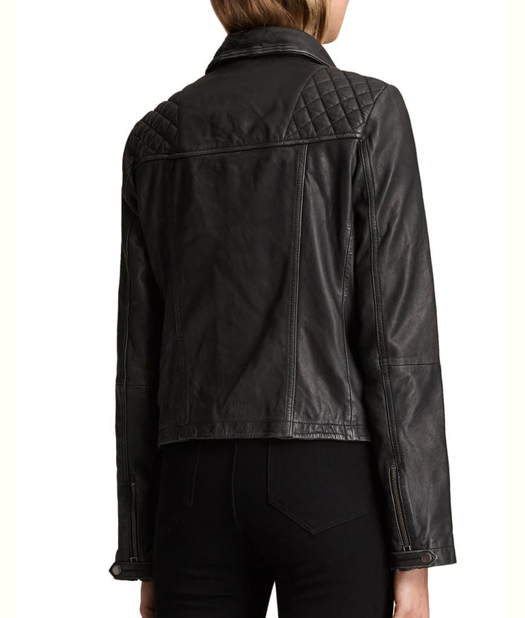Dex Parios Stumptown  Biker Jacket