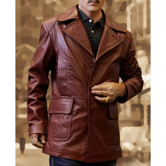 Donnie Brasco Film Johnny Depp Jacket
