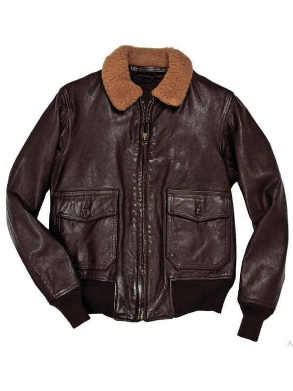 ELON MUSK BROWN JACKET