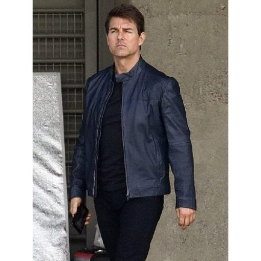 ETHAN HUNT MISSION IMPOSSIBLE 7 JACKET