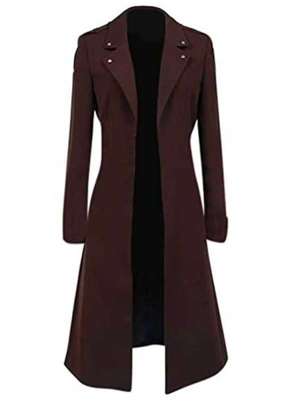 Eren Yeager Attack on Titan Wool Coat