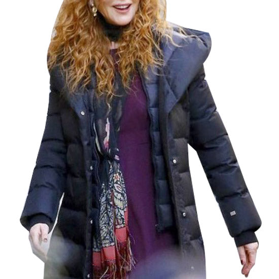 GRACE FRASER THE UNDOING PUFFER COAT