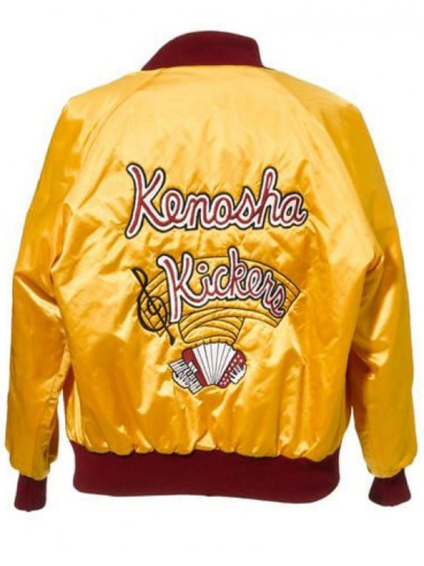 HOME ALONE JOHN CANDY BOMBER JACKET