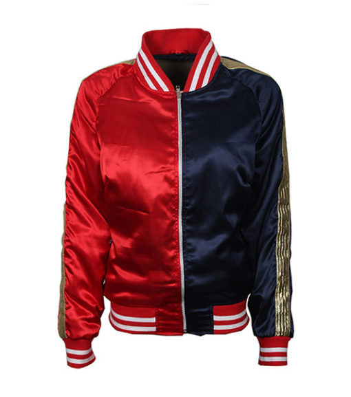 Harley Quinn Property of Joker Jacket