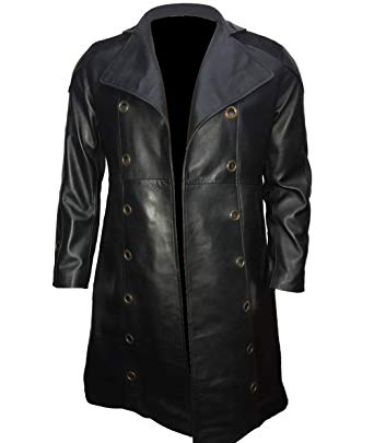 Human Revolution Black Coat