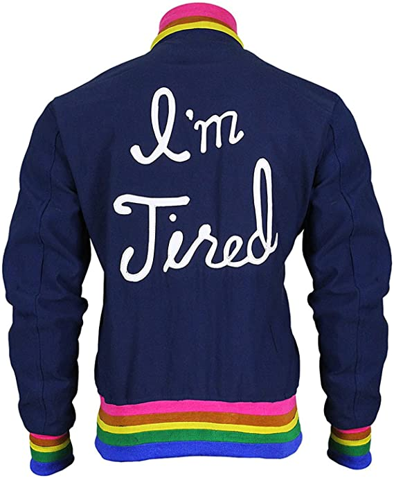 I'm Tired Jacket Taika Waititi Bomber Jacket