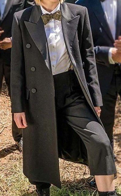 JODIE WHITTAKER DOCTOR WHO SEASON 12 COAT