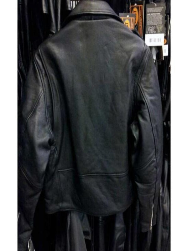 Joan Jett Black Leather Jacket