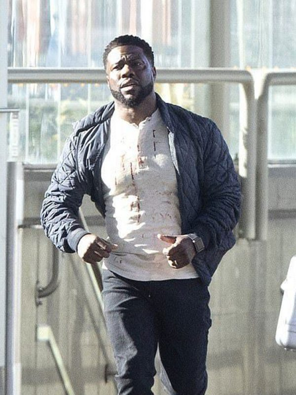 KEVIN HART THE MAN FROM TORONTO JACKET