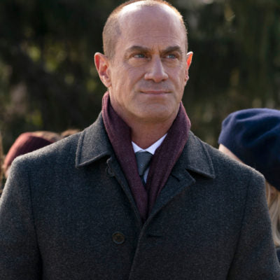 LAW & ORDER ORGANIZED CRIME CHRISTOPHER MELONI COAT