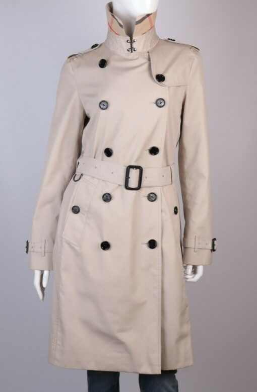 Lupin Claire Trench Coat