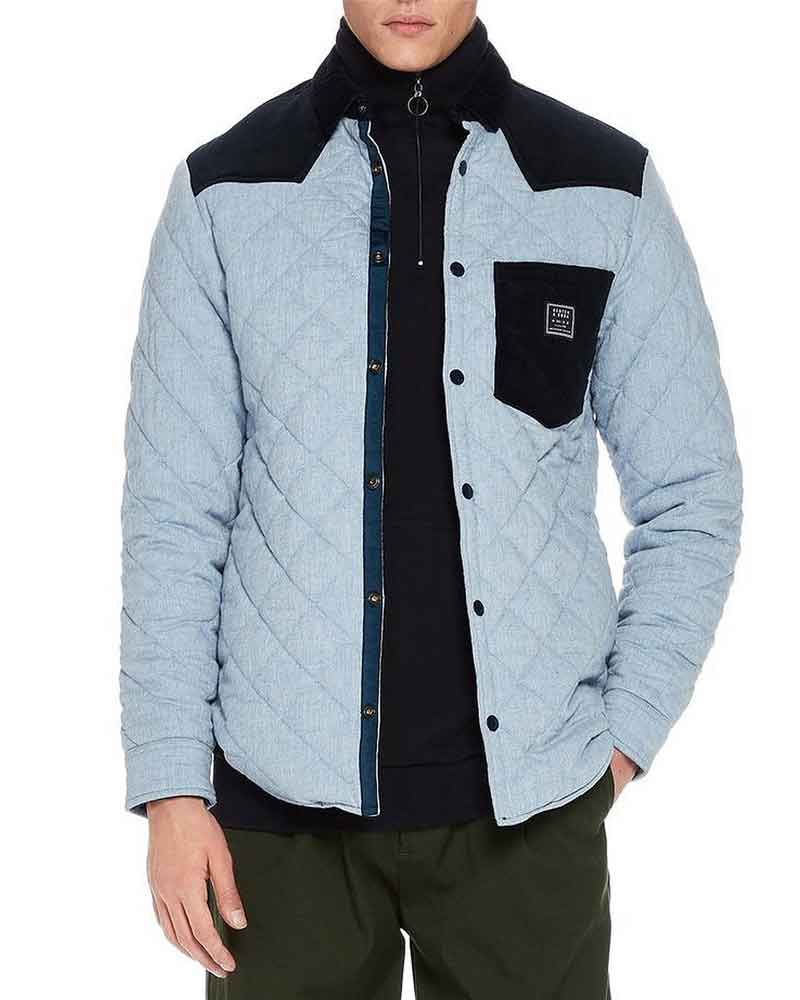 MG Legacies S03 Quilted Jacket