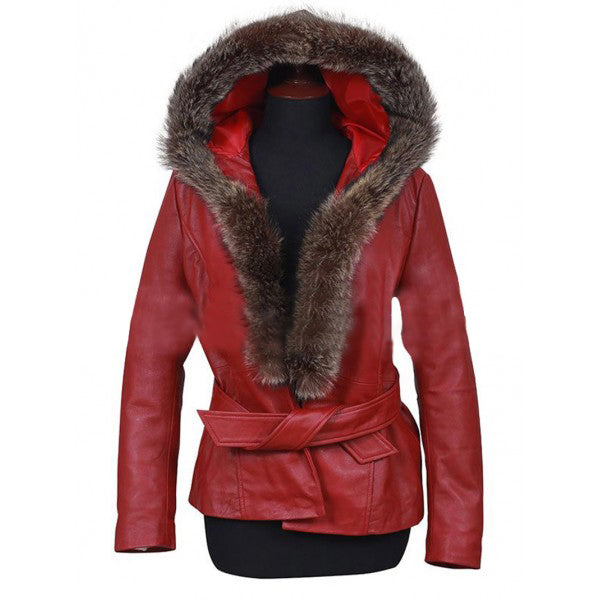 MRS. CLAUS THE CHRISTMAS CHRONICLES JACKET