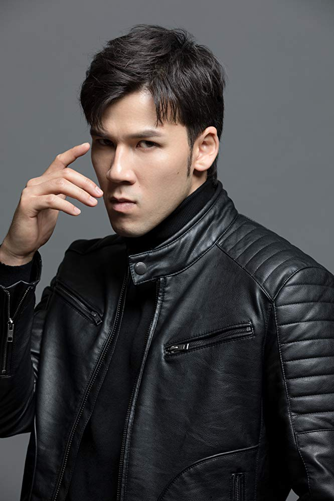Max Huang Mortal Kombat Leather Jacket