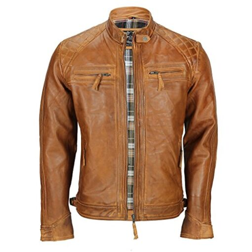 Mens Real Soft Antique Leather