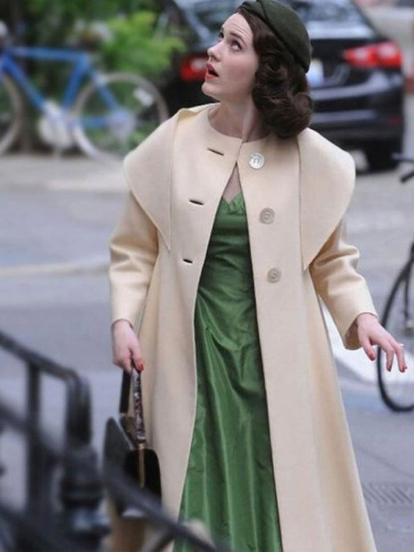 Miriam Maisel The Marvelous Mrs. Maisel Coat