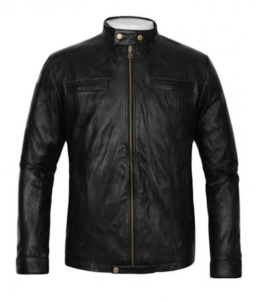 Oblow 17 Again Leather Jacket