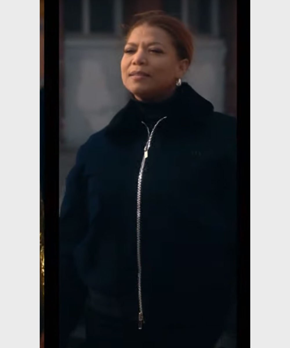 Queen Latifah The Equalizer 2021 Black Jacket