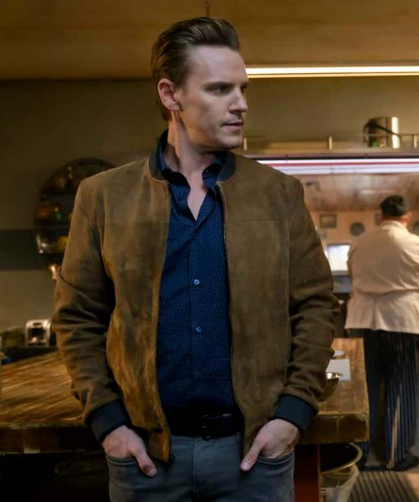 Riley Smith Nancy Drew Jacket