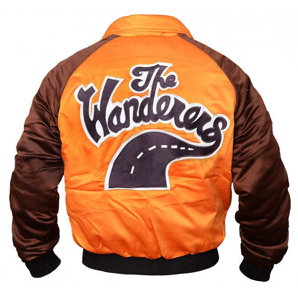 THE WANDERERS KEN WAHL FILM RICHIE VARSITY JACKET