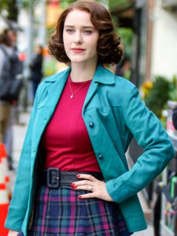 The Marvelous Mrs. Maisel Rachel Brosnahan Jacket
