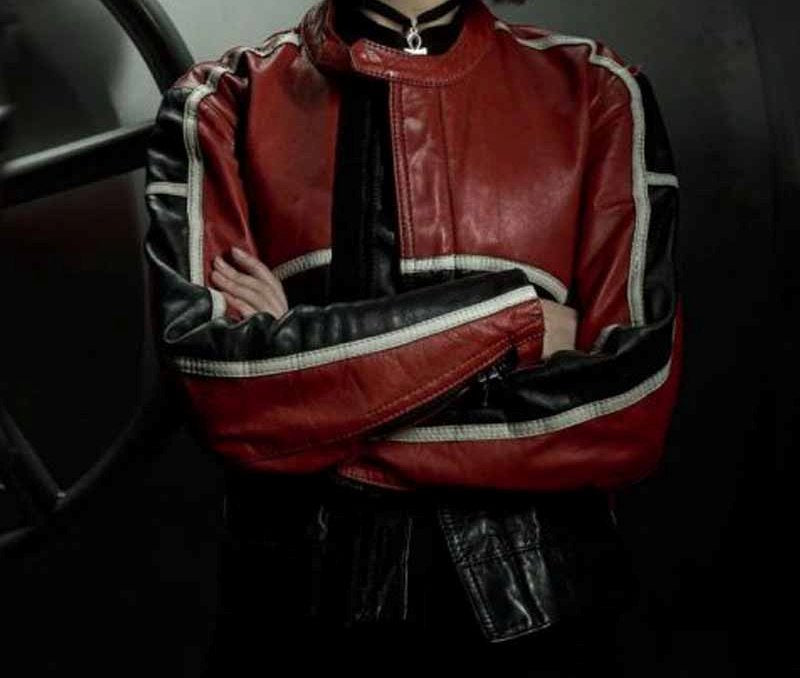 Tokio Money Heist Leather Jacket