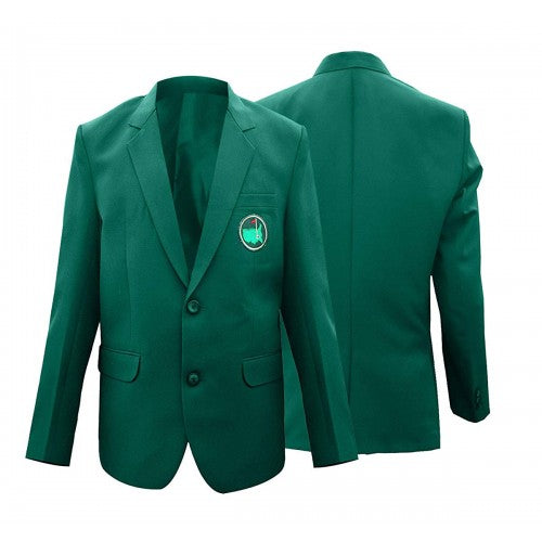 Unisex National Golf Club Augusta Masters Tournament Green Blazer Jacket