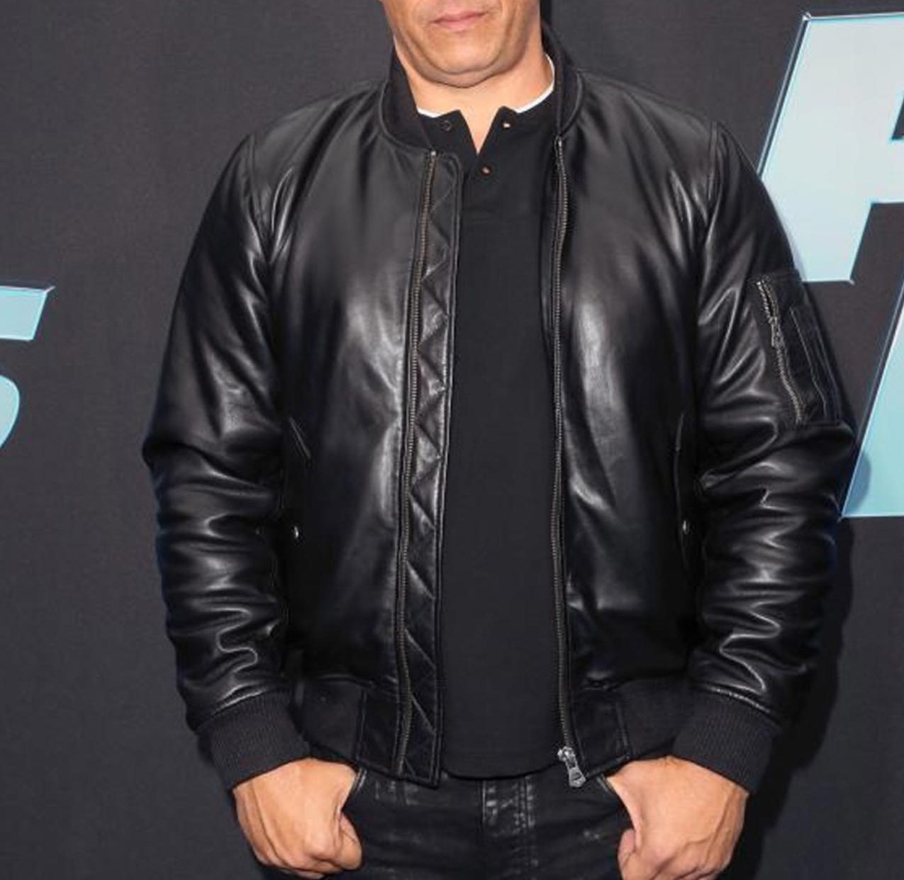 Vin Diesel Fast And Furious 9 Bomber Jacket