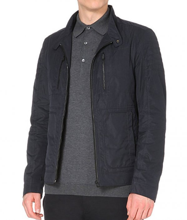 Zip Shell Oliver Jacket