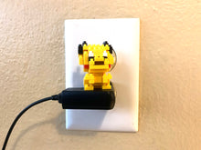 Load image into Gallery viewer, Pikachu Pokemon Lego Puzzle