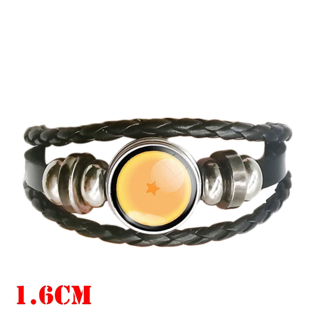 Dragon Ball Z Weaving Bracelet