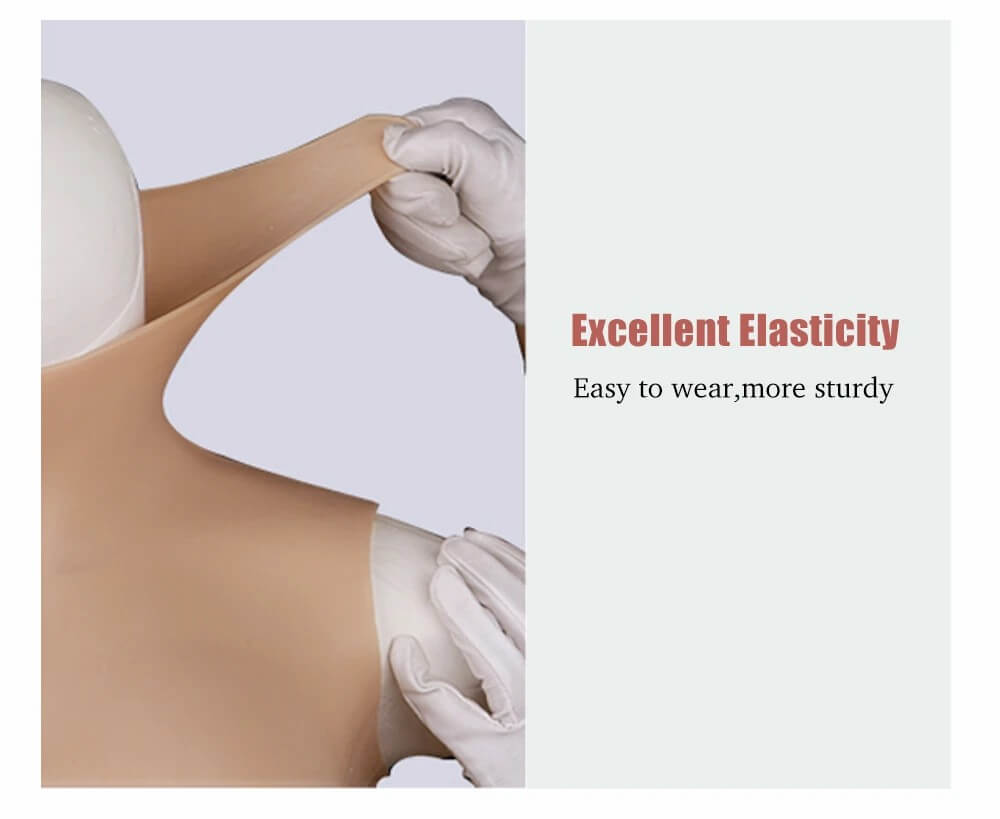 breastplate excellent elasticity