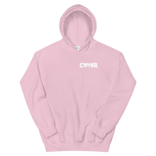 Load image into Gallery viewer, Cypher Pink Hoodie