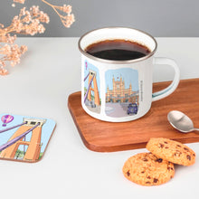 Load image into Gallery viewer, Bristol Enamel Mug - Brunel's Bristol